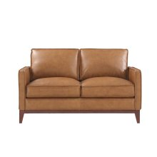 6394 Newport Loveseat 177137 Camel