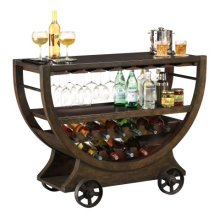 Happy Hour Wine & Bar Console