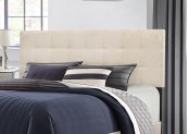 Delaney Headboard - Full/queen - Linen Fabric