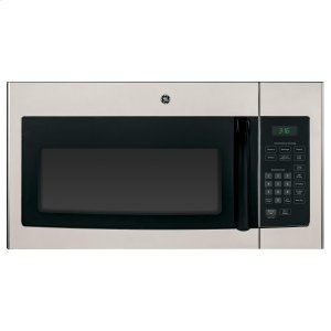 GE®1.6 Cu. Ft. Over-the-Range Microwave Oven with Recirculating Venting