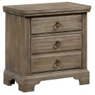 Night Stand - 2 Drawers Product Image