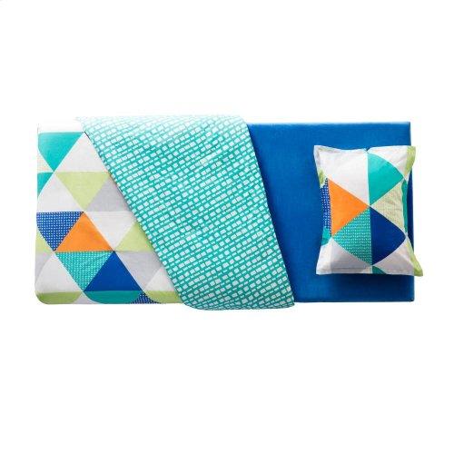 Brighton Bed Youth Gel Memory Foam Mattress - Twin Xl Blue