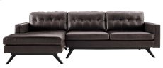 Blake Antique Brown LAF Sectional Product Image