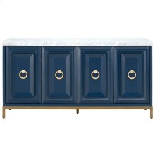 Azure Carrera Media Sideboard