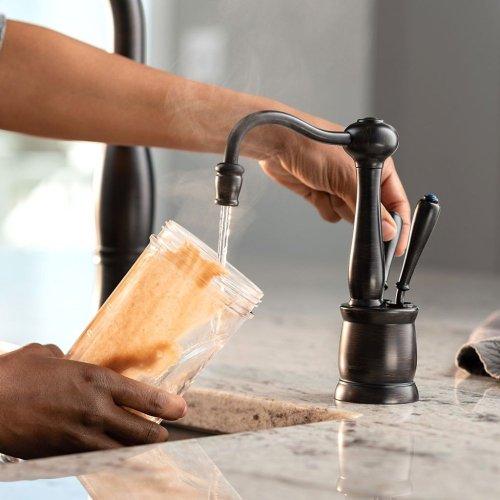 Indulge Antique Hot/Cool Faucet (F-HC2200-Chrome)