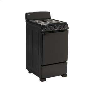 "Danby  Danby 20"" Free Standing Electric Coil Range"