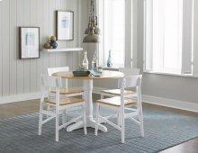Dining Table - Oak/White Finish