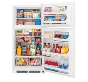 Frigidaire 15 Cu. Ft. Top Freezer Refrigerator