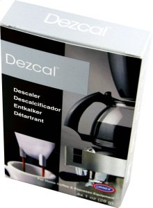 Descaler (Powder) For coffee machines & steam ovens