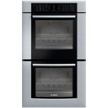 "800 Series 30"" Double Wall Oven - Stainless steel"