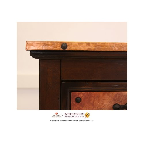 Console Table w/2 drawers