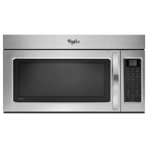 Whirlpool2.0 Cu. Ft. Microwave Hood Combination With Auto Adapt Fan