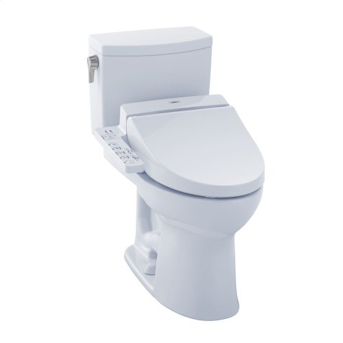 Drake® II 1G Connect+ C100 Two-Piece Toilet - 1.0 GPF - Cotton