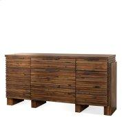 Modern Gatherings Sideboard Brushed Acacia finish Product Image