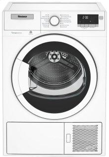 """24"""" Heat Pump Ventless 4.1 cu ft White trim base model"""