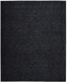 Christopher Guy Mohair Collection Cgm01 Noir Rectangle Rug 8' X 10'