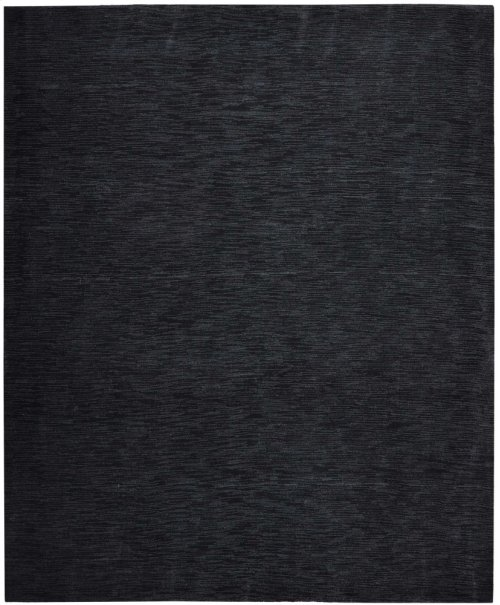 Christopher Guy Mohair Collection Cgm01 Noir Rectangle Rug 8' X 10'