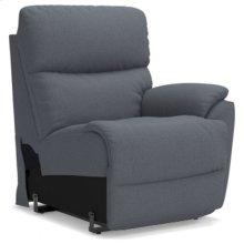 Trouper Power Left-arm Sitting Recliner w/ Headrest