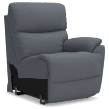 Trouper Power Left-arm Sitting Recliner w/ Headrest