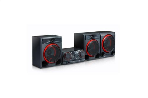 LG XBOOM 1100W Hi-Fi Entertainment System with Karaoke Creator