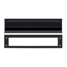 Mail Slot, HD - Paint Black