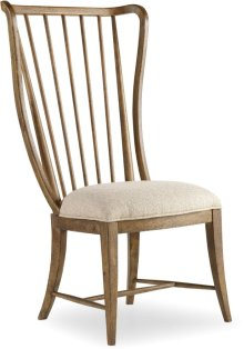 Sanctuary Tall Spindle Side Chair