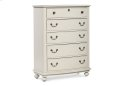Inspirations by Wendy Bellissimo - Seashell White Drawer Chest Product Image