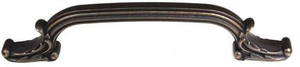 Ornate Pull A3650-6 - Barcelona