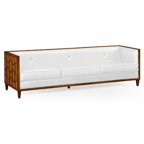 3 Seater Cosmo Sofa, Upholstered in COM