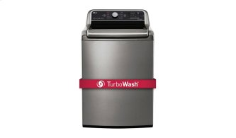 6.0 CU.FT. High Efficiency Top Load Steam Washer With Turbowash 2.0 Technology