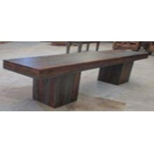 Binghamton Rustic Grey Sheesham Bench