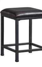 Metal Stool, W/uph Seat Product Image