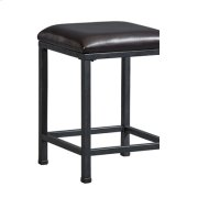 Metal Stool, W/uph Seat Product Image