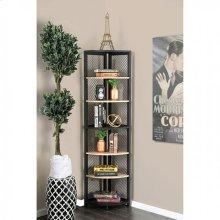 Segovia 6-tier Corner Shelf