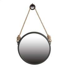 Mirror with Hanger,Small