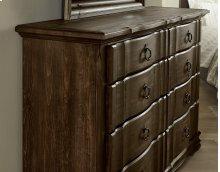 Dresser - Rustic Hills - Coffee