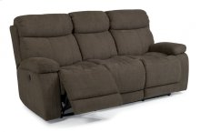 Danika Fabric Power Reclining Sofa