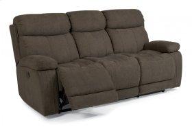 Danika Fabric Power Reclining Sofa