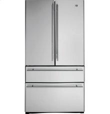 GE Monogram® 20.6 Cu. Ft. French Door Two Drawer Free-Standing Refrigerator