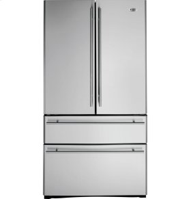 GE Monogram® 20.7 Cu. Ft. French Door Two Drawer Free-Standing Refrigerator