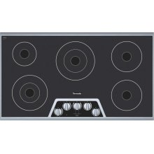 Masterpiece 36 Electric Cooktop CEM365FS -