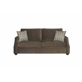 Sofa - Chocolate Twill Microfiber Finish