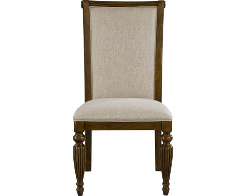 Amalie Bay Upholstered Side Chair