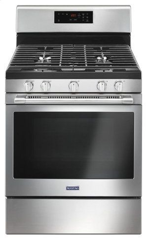 30-inch Wide Gas Range With 5th Oval Burner - 5.0 Cu. Ft. Product Image