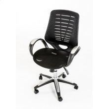 Modrest Adams Modern Black Office Chair