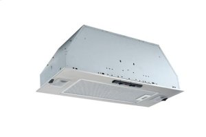 "20-1/2"" Stainless Steel Built-In Hood with Internal Blower"