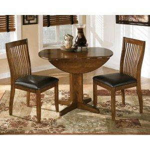 Ashley Furniture3PC Drop Leaf Dinette
