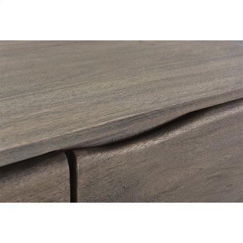 Waverly - Sideboard - Sandblasted Gray Finish