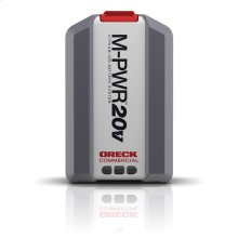 Oreck® M-PWR™ 20V Lithium Ion Battery
