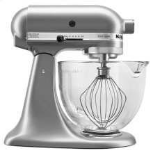 KitchenAid® 5-Qt. Tilt-Head Glass Bowl with Measurement Markings & Lid - Other